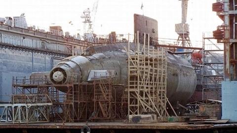 Nga khôi phục tàu ngầm Kilo phiên bản độc nhất vô nhị