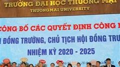 Bộ Nội vụ trả lời: 'Ai là người đứng đầu trường đại học công lập?'