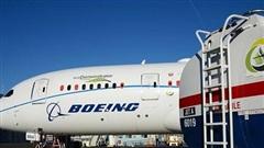 Boeing cam kết sẽ có máy bay thương mại dùng 100% nhiên liệu bền vững