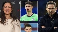 Lampard 'bay ghế' vì xung đột lớn với nữ Giám đốc Chelsea