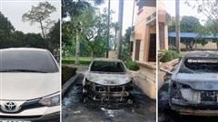 Thắc mắc khó hiểu trong vụ cháy Toyota Vios ở Hà Nam