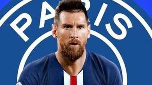 PSG trả lương 50 triệu euro ký Messi