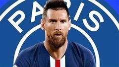 PSG trả lương 50 triệu euro/năm để ký Messi