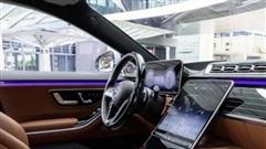 Triệu hồi gần 1.400 xe Mercedes-Benz S-Class đời 2021 do lỗi hệ thống lái