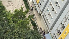 Vụ Chi cục Trưởng THADS quận Bình Tân rơi lầu  tử vong: Công an điều tra