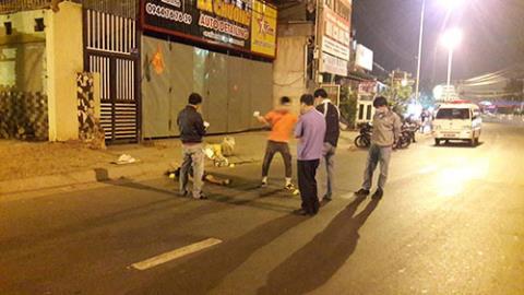 Thi thể nam giới ở lề đường: Tình tiết quan trọng