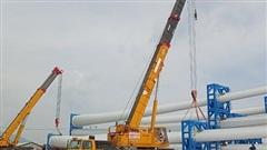 Cảng Long An hợp tác phát triển dự án điện gió tại Việt Nam