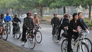 Những sai lầm khi đạp xe tập luyện sức khoẻ