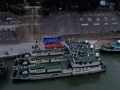 Bốn nước khởi động cuộc tuần tra chung thứ 101 trên sông Mekong