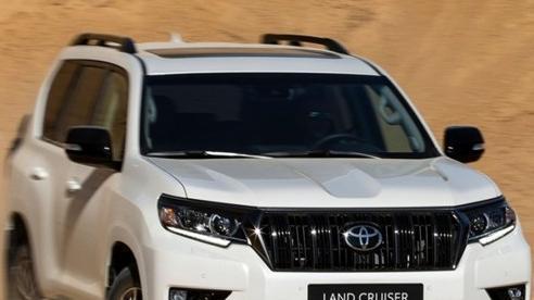 Toyota Land Cruiser 2021 ra mắt tại Anh