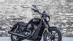 Harley-Davidson khai tử dòng Street 500 và 750