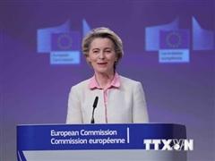 EU hối thúc Mỹ hợp tác kiểm soát các tập đoàn công nghệ khổng lồ