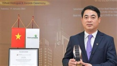 The Asian Banker vinh danh Chủ tịch HĐQT Vietcombank