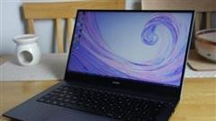 Huawei ra mắt tân binh laptop MateBook D 14 tại Việt Nam