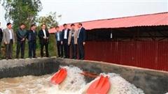 Tổ chức vận hành tối đa công trình thủy lợi