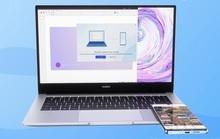 Huawei ra mắt HUAWEI MateBook D 14 tại Việt Nam, cấu hình tương đương D 15 trước đây, giá không đổi