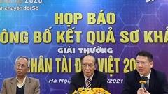 18 sản phẩm, dịch vụ vào vòng chung khảo Nhân tài Đất Việt 2020