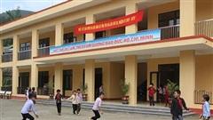 Bảo đảm cơ sở vật chất cho chương trình giáo dục phổ thông mới