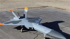 Máy bay sao chép Su-57 của Mỹ rơi khi thử nghiệm