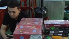 CLIP: Chủ quán cà phê cung cấp số lượng lớn chất 'biến tướng' shisha cho khách