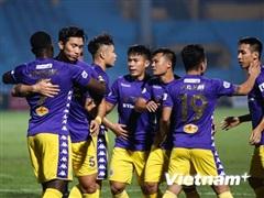 AFC Cup 2021: Hà Nội FC và Sài Gòn FC nằm ở bảng đấu vừa sức