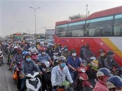 TP Hồ Chí Minh cần đầu tư 553 tỷ đồng để kiểm soát khí thải xe gắn máy