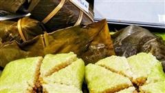 Bánh chưng, bánh tét nhân cá tra, basa, tưởng tanh mà ngon lạ!