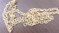 Người đàn ông bị cướp dây chuyền 1 lượng vàng ở huyện Củ Chi