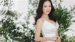 Dương Cẩm Lynh bất ngờ tung bộ ảnh mặc váy cưới