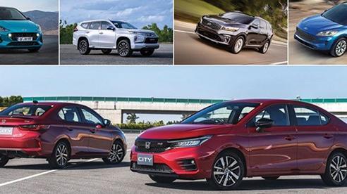'Ẩn số' thị trường ô tô 2021