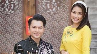 Nam Cường rủ Ngọc Lan làm MV nhạc xuân