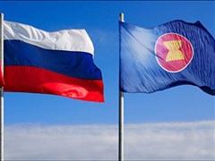 ASEAN-Nga tăng cường hợp tác, nâng tầm quan hệ đối tác chiến lược