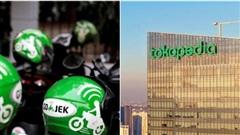 Tài xế công nghệ hào hứng với liên minh Gojek - Tokopedia