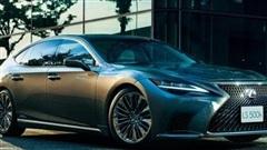 Lexus LS 2021 khi nào về Việt Nam?