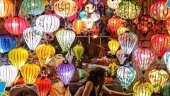 Du lịch Việt trên web