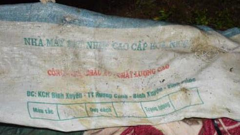 Công an Sơn La thông tin vụ thi thể người phụ nữ cuốn chăn trong bao tải