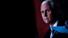 Cựu Phó Tổng thống Mỹ Pence 'vô gia cư' sau khi mãn nhiệm
