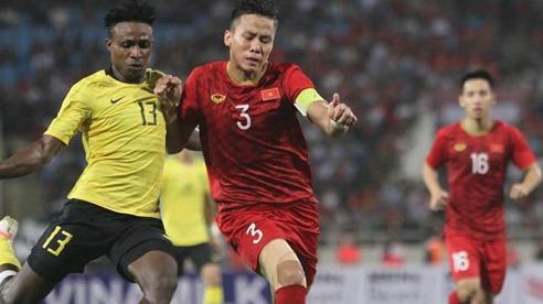 Malaysia xin hoãn đá vòng loại World Cup 2022