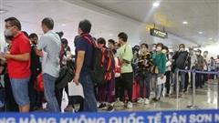 Lại lo quá tải sân bay dịp Tết