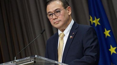 Philippines cảnh báo mạnh luật hải cảnh của Trung Quốc