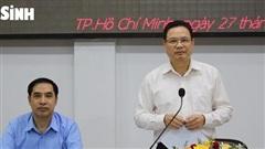 Thứ trưởng Lê Văn Thanh: 'TP.HCM phải đi đầu về phát triển thị trường lao động'