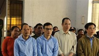 Trục lợi tiền đền bù dự án hồ thủy lợi, 10 bị cáo lãnh gần 60 năm tù