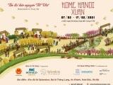 Đường hoa Home Hanoi Xuân 2021 sắp xuất hiện tại Hà Nội