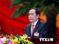 Đại hội XIII: Tăng cường mối quan hệ mật thiết giữa Đảng và nhân dân