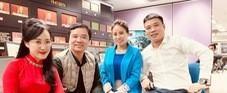 BTV Hoài Anh tiết lộ bản tin thời sự 19h dài lịch sử