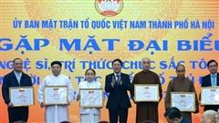Khen thưởng 16 tập thể, cá nhân có nhiều đóng góp trong công tác dân tộc, tôn giáo