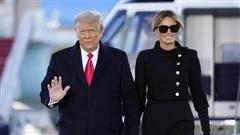 Cựu Đệ nhất phu nhân Melania Trump đang làm gì sau khi rời Nhà Trắng?