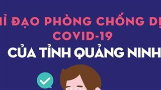 Quảng Ninh: Dừng các hoạt động dịch vụ giải trí, công sở làm việc online