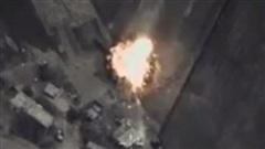 Đòn tấn công phối hợp của Không quân Nga và Syria