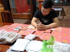 Tây Ninh: Triệt phá nhóm đối tượng cho vay nặng lãi 240% mỗi năm